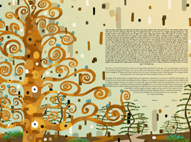 The Austrian Forest Ketubah
