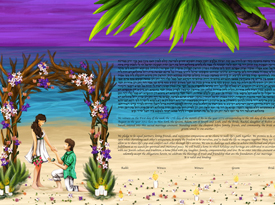 The One Love Ketubah