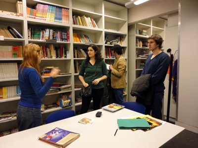 Reviewing the Library