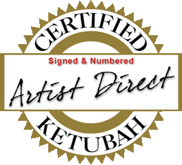 Ketubah Artist Direct